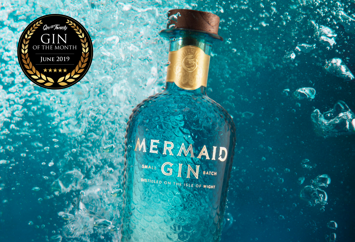 Mermaid Gin - Gin Of The Month