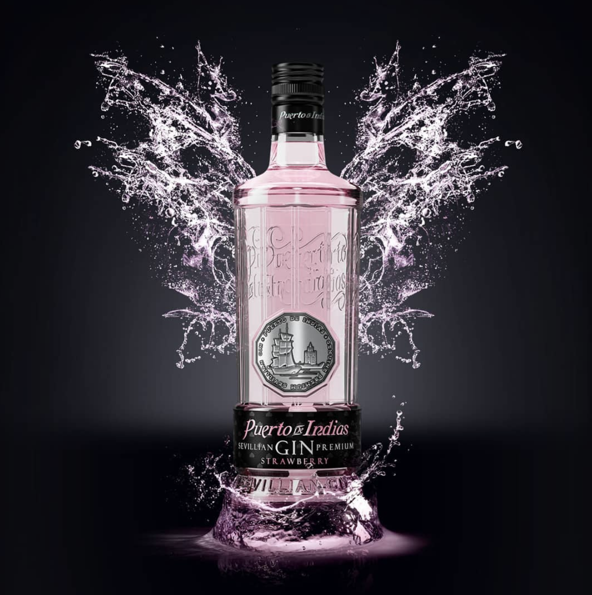 Puerto De Indias - Strawberry Gin