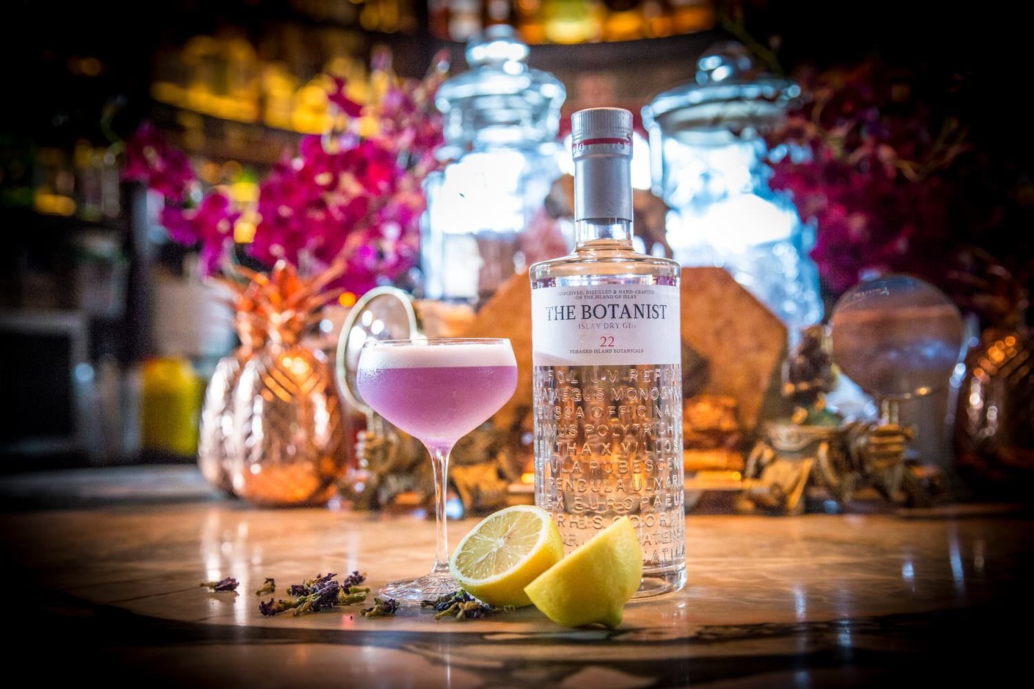 The Botanist Gin Review Gin Tonicly Gin Reviews