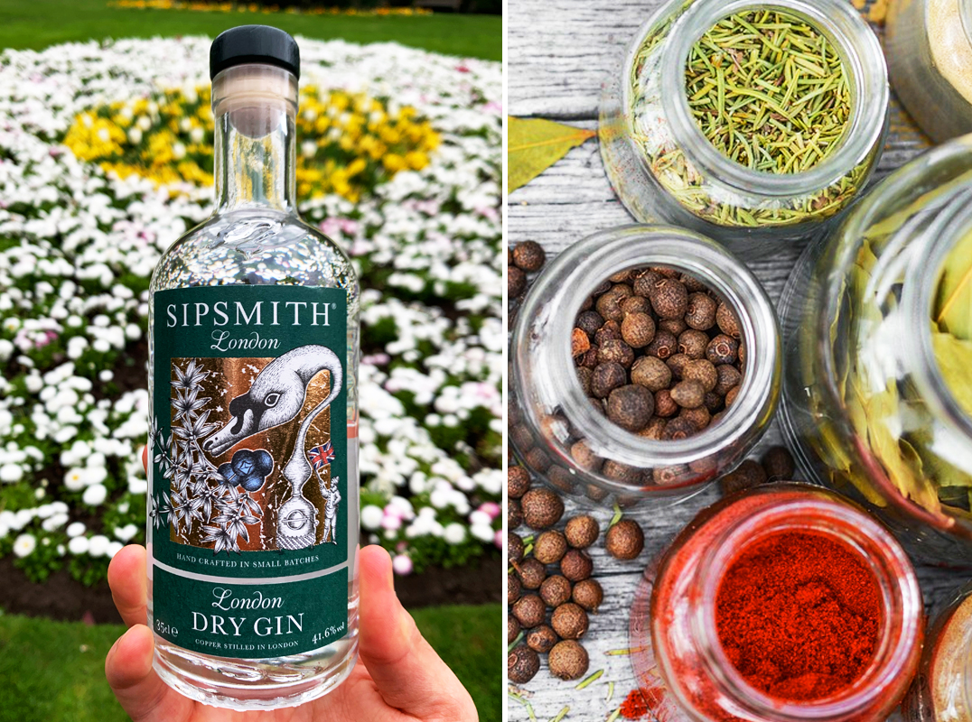 What Are Gin Botanicals
