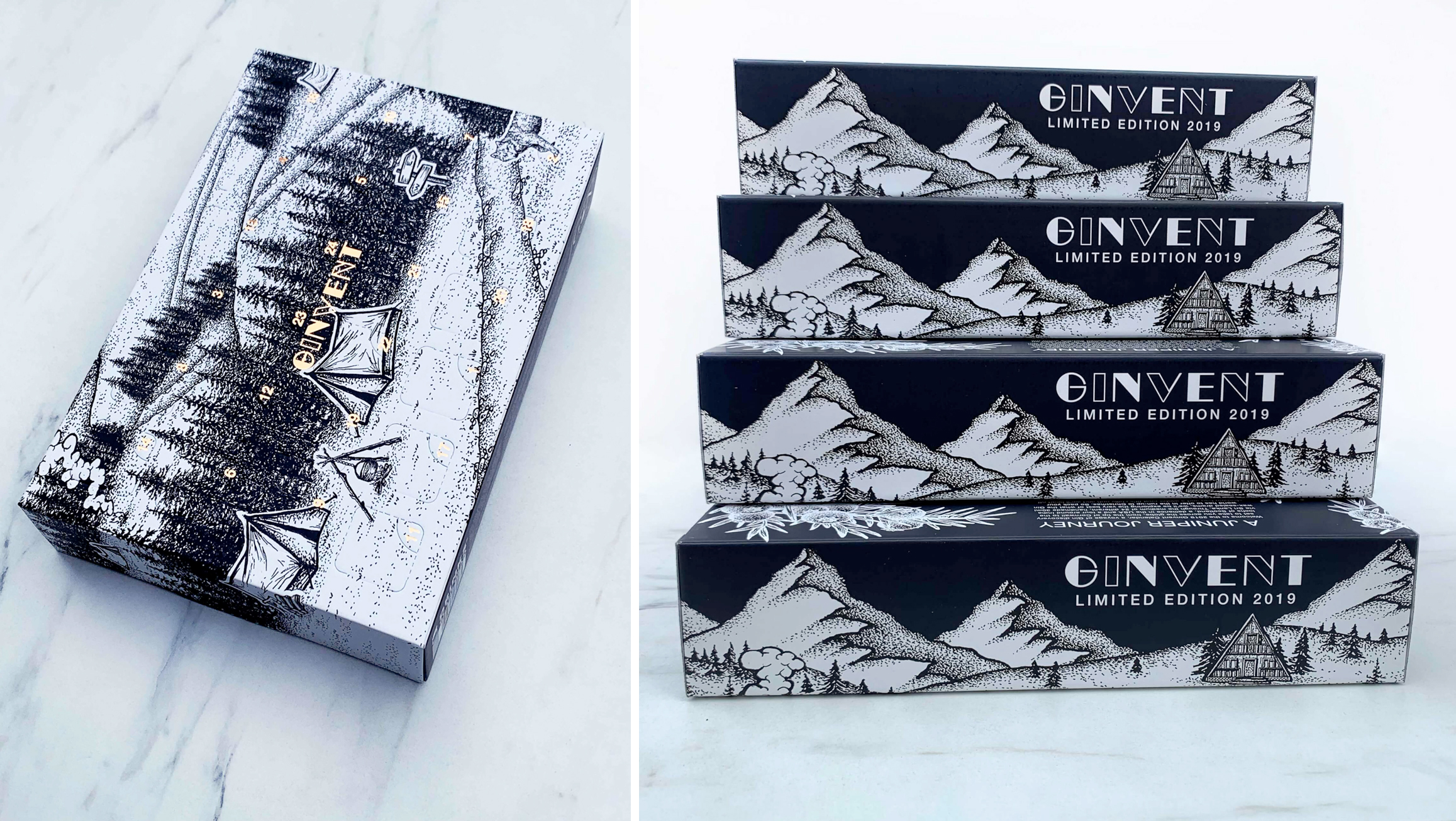 The Gin Foundry - Ginvent Calendar
