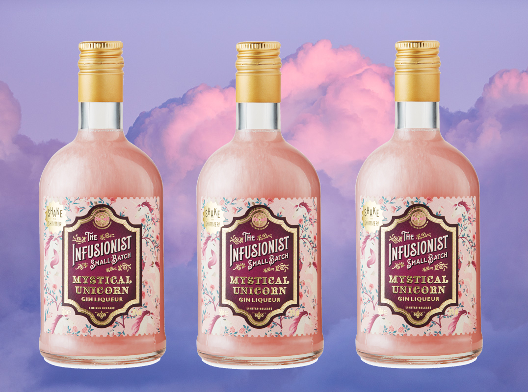 The Infusionist Mystical Unicorn Gin Liqueur