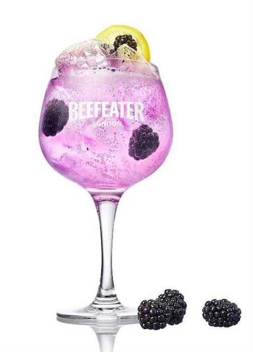 Beefeater Blackberry Gin Review