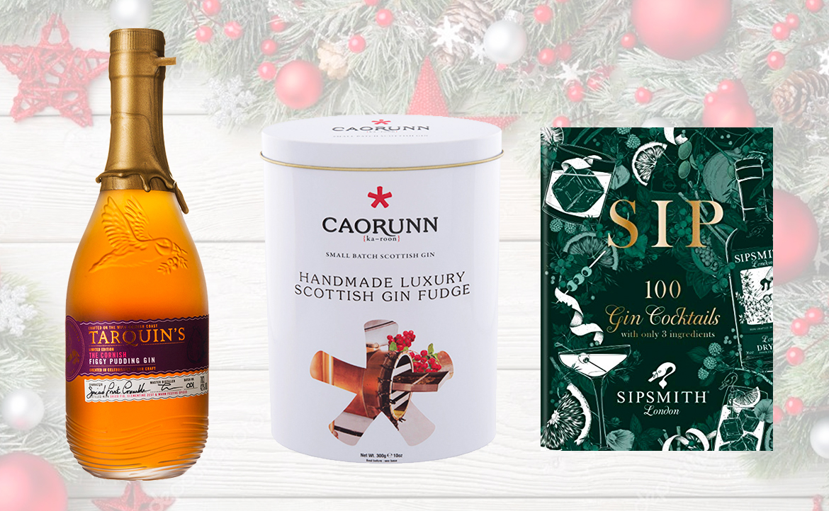 The Ultimate Christmas Themed Gifts for Gin Lovers