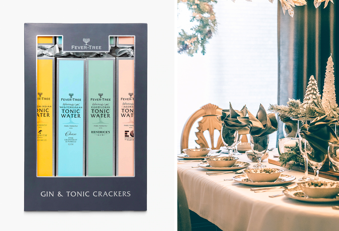 Fever-Tree Christmas Crackers