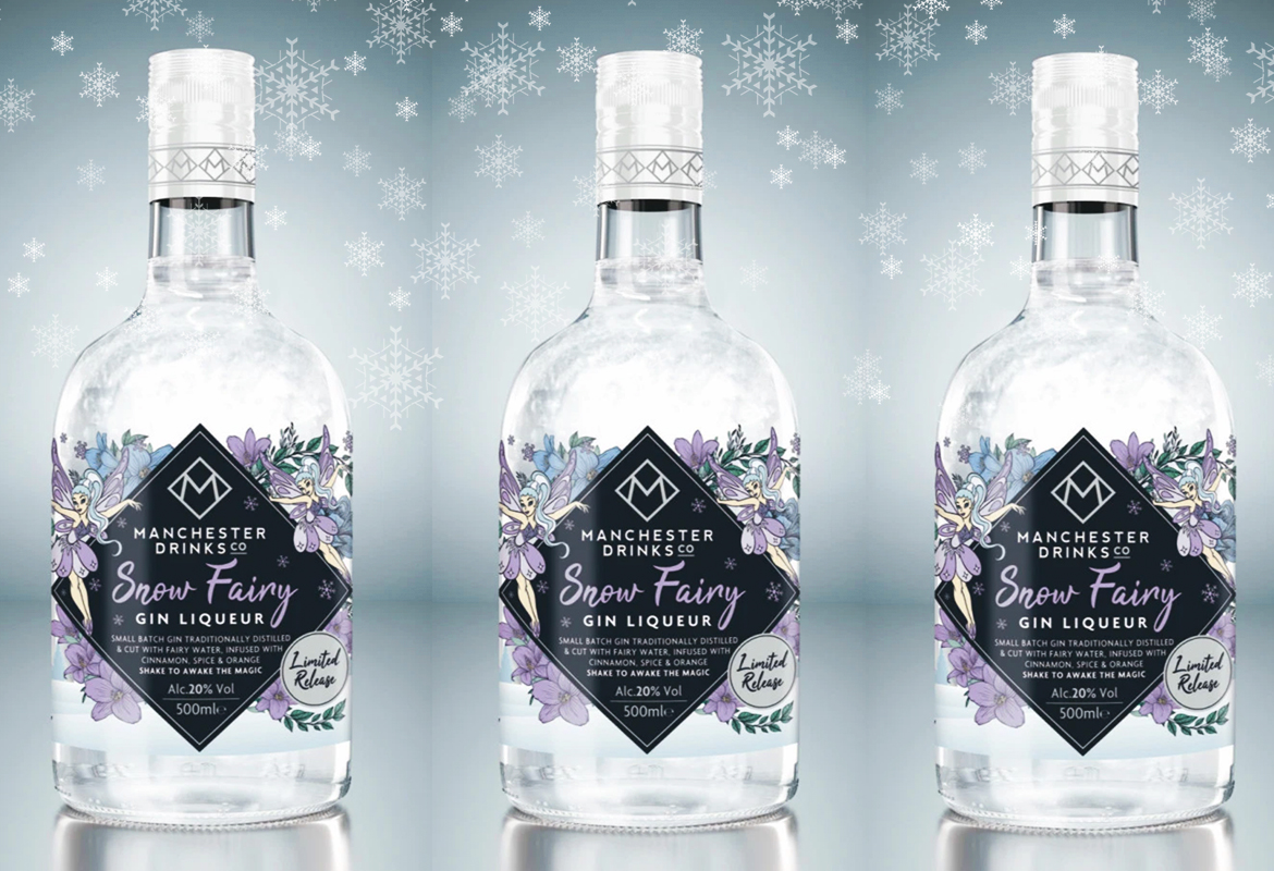 Snow Fairy Gin