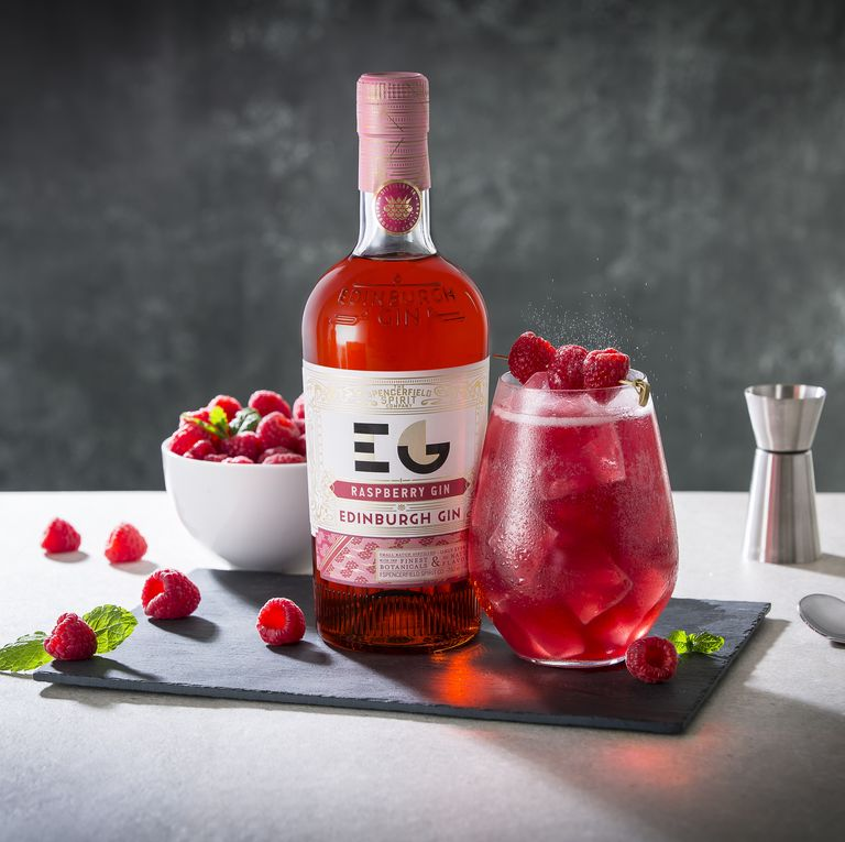 Edinburgh Gin - Raspberry