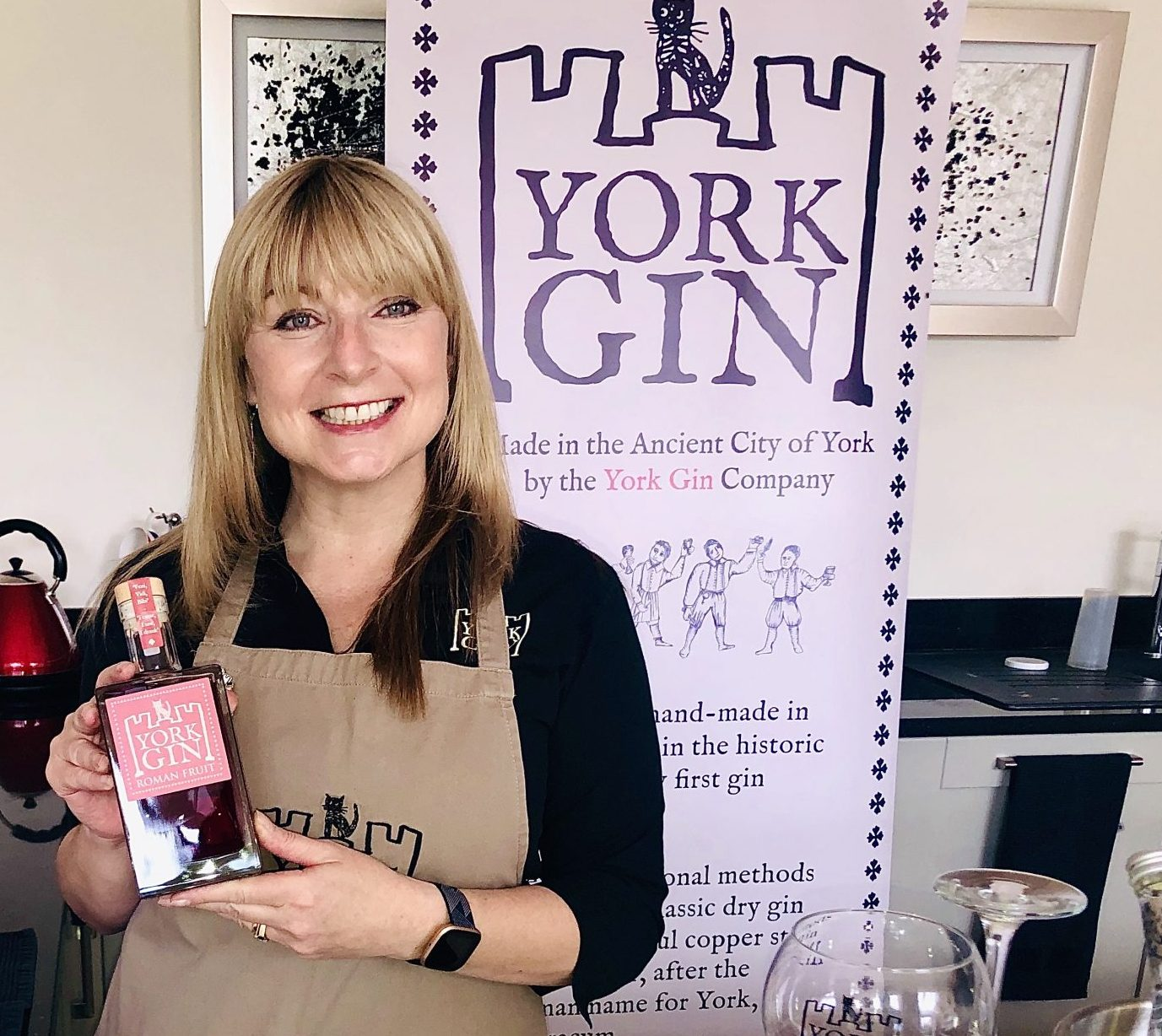 York Friday Night Gin Event