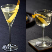 Gin Martini Cocktails for 2020