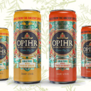 OPIHR'S NEW GIN IN A TIN DUO AVAILABLE IN TESCO NOW