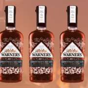 Warner's Limited-Edition Christmas Cake Gin Review
