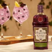 Tanqueray Release a New Flavoured Gin, Blackcurrant Royale
