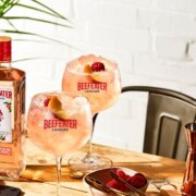 Beefeater Launches New Peach and Raspberry Gin